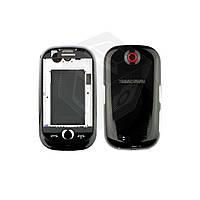 Корпус для Samsung S3650 Corby, черный, оригинал