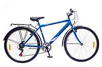 """Велосипед Discovery Prestige Man 26"""" 14G Vbr St 2016 (OPS-DIS-26-031-1) сине-черный"""