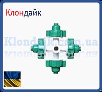 Туманообразователь на 4 форсунки радиус 0,6-0,8-0,9 м. (MJ 1301A)