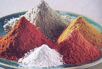 Натуральна косметическая глина