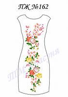 Заготовка платья-вышиванки ПЖ-162