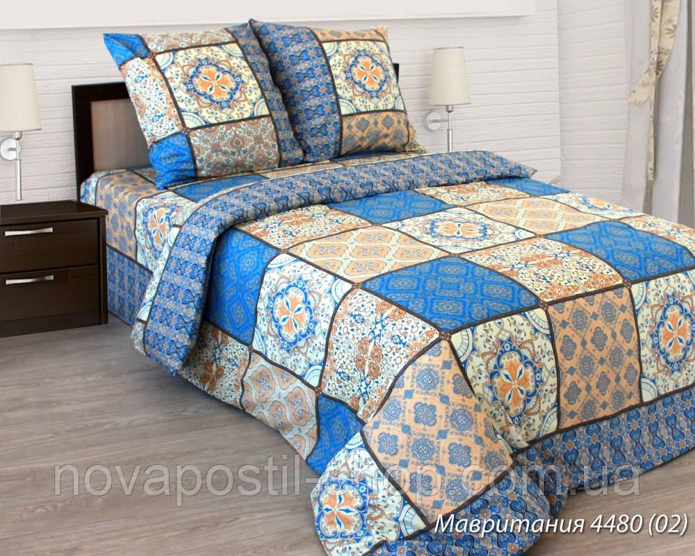 Ткань для постельного белья, бязь белорусская Мавритания