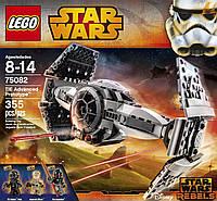 Лего Звездные войны 75082 Улучшеный прототип TIE истребителя LEGO Star Wars TIE Advanced Prototype Toy
