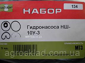 Рем комплект на гидронасос НШ 10У-3