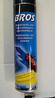 БРОС Аэрозоль от ползающих насекомых 400мл, фото 1