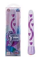Романтический вибратор Forever Yours Vibrator Purple