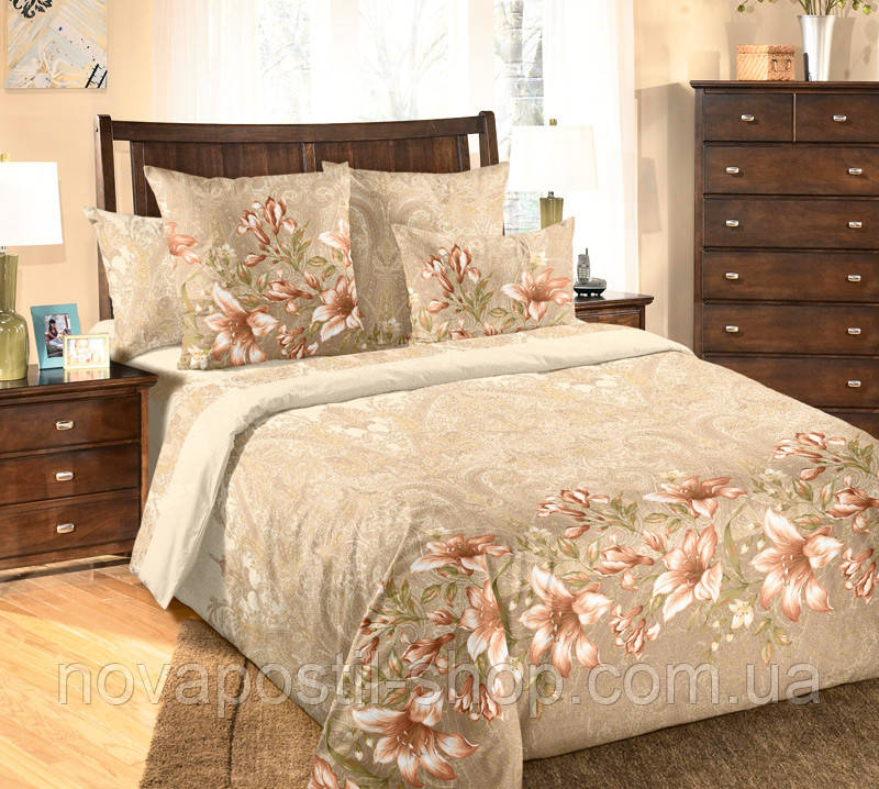Ткань для постельного белья, бязь хлопок Жозефина