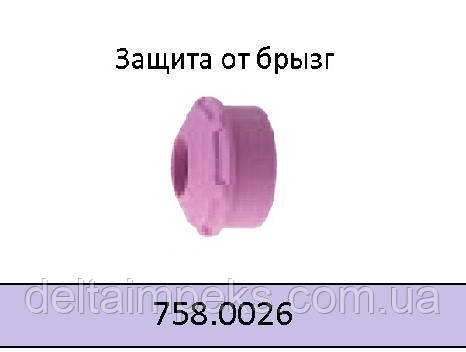 Вставка от брызг к резаку ABIPLAS® CUT 200 W, фото 2