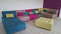 Мягкий модульный диван Донна