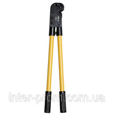 Механические пресс-клещи  ПК-35 У для опрессовки кабельных наконечников и гильз, фото 2