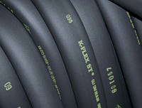 Изоляция для  труб K-FLEX ST  (каучук) d 8мм х толщина 6 мм