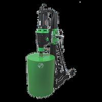 Алмазная сверлильная установка, набор крепления и бак, 230/500/1030об/мин, Ø42-352мм Eibenstock DBE352 K.