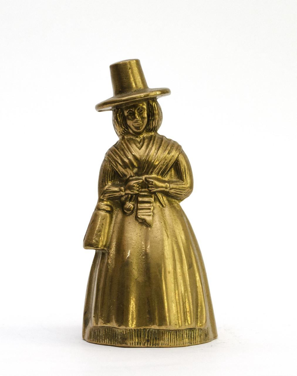 Старый колокольчик, бронза, Англия