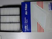 Фильтр воздушный (оригинал) на Hyundai Elantra HD, i30 FD/Kia Cee`d