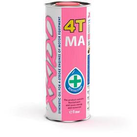 Масло четырехтактное XADO Atomic OIL 10W-60 4Т MA 1л