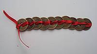Монеты фен-шуй маленькие 10 штук