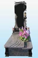 Памятники из гранита эксклюзивные (Образец №191)