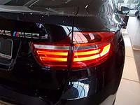 Задние диодные фары на BMW X6 E71