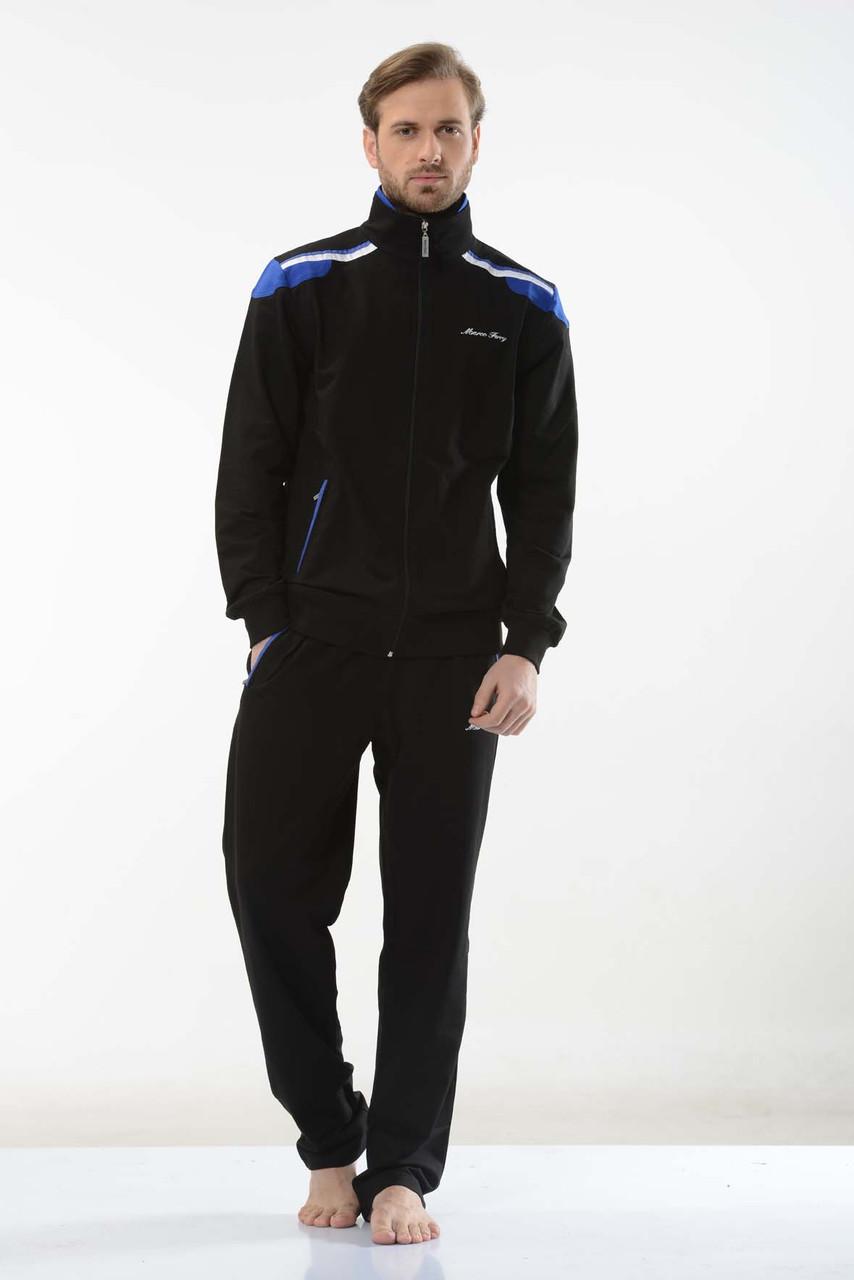 Трикотажный мужской спортивный костюм не дорого