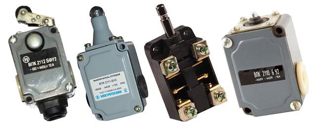 Концевые выключатели ВПК-2000