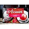 """Чай """"Assuan"""" 40 пакетов 60 г черный с малиной"""