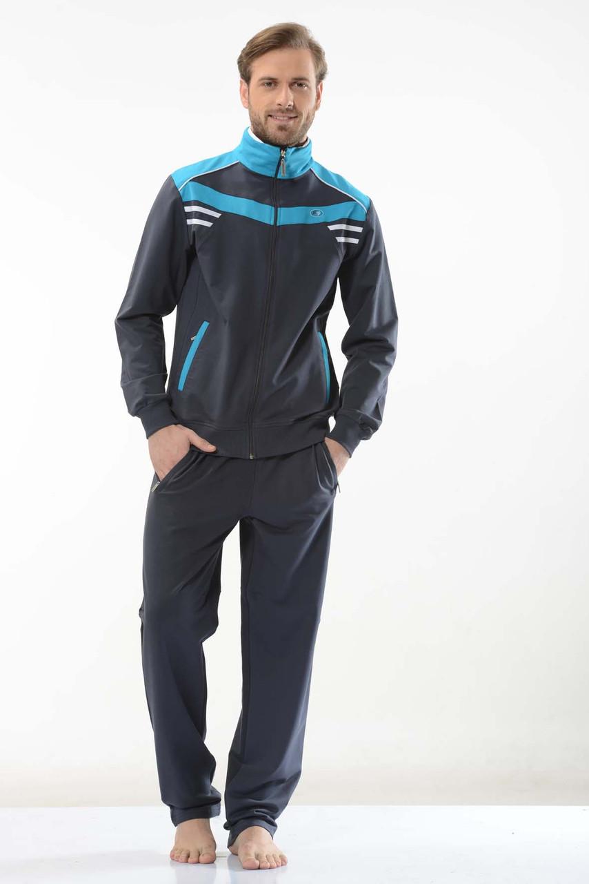 Трикотажный мужской спортивный костюм пр-во Турция FM14670 Antra