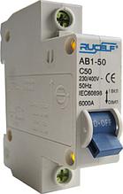 Автоматический выключатель АВ1 1п 40А RUCELF
