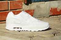 Nike Air Max 90 VT Tweed\ Найк Аир Макс 90 ВТ Твид, белые, к11008