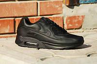 Кроссовки Nike Air Max 90 VT Tweed\ Найк Аир Макс 90 ВТ Твид, черные, к11011
