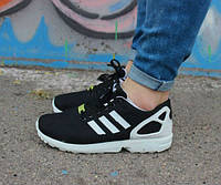 Кроссовки Adidas ZX Flux\Адидас ЗХ Флюкс, черные, к11025