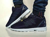 Кроссовки Adidas ZX Flux\Адидас ЗХ Флюкс, черные, к11027