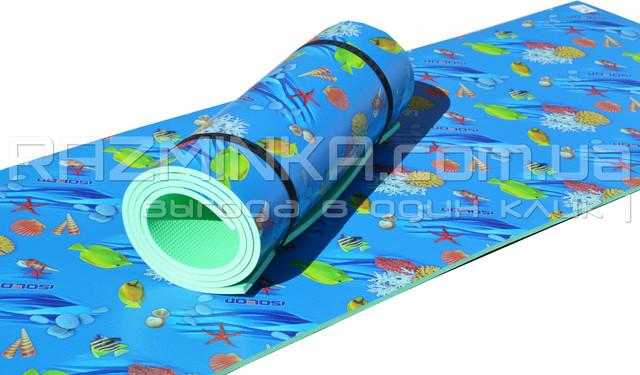 коврик для пляжа OCEAN, пляжный коврик, коврик для пляжа, коврик для пикника, подстилка на пляж, коврик на пляж, пляжные коврики, коврик каремат, пляжная подстилка, Decor Пляж