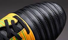 Бутсы Adidas Nitrocharge 3.0 FG M29900 Зеленые адидас нитрочедж (Оригинал), фото 2