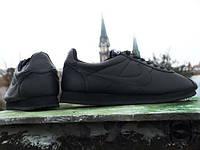 Кроссовки Nike Cortez\Найк Кортез, черные, к11088