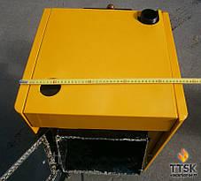 Огонек КОТВ-14, котел на твердом топливе мощностью 14 квт, фото 2