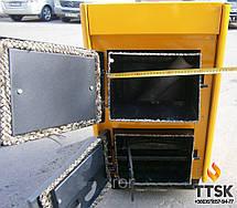 Огонек КОТВ-14, котел на твердом топливе мощностью 14 квт, фото 3