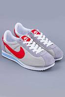 Кроссовки Nike Cortez\Найк Кортез, белые, к11170