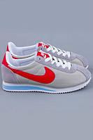 Кроссы Nike Cortez\Найк Кортез, белые, к11219