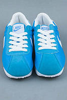 Кроссы Nike Cortez\Найк Кортез, синие, к112120