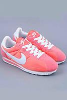 Кроссы Nike Cortez\Найк Кортез, розовые, к11221