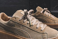 Puma Fenty Suede Creeper by Rihanna