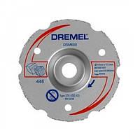 Диск для резки заподлицо Dremel 2615S600JА (2615S600JA)