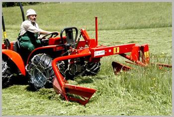 Навесное оборудование тракторов