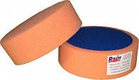"""03402 Круг полировальный PYRAMID крепление """"липучка"""", высота 50мм, диаметр 150мм, оранжевый"""