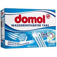 Domol Wasserenthärter Tabs - Таблетки для защиты цвета и стиральной машины, 900 г, 60 шт