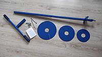 """Универсальный ручной бур """"Скала"""" с ножами диаметром 125, 200, 250 и 300 мм, фото 1"""
