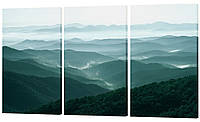 Модульная картина 54 горы