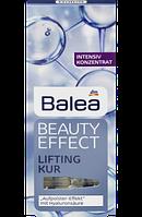 Ампулы, эффект красоты Balea Lifting Kur с гиалуроновой кислотой, 7 ампул