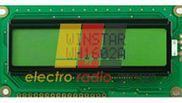 Arduino ЖК LCD 1602 16х2 модуль дисплей