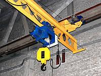 Кран-балки мостовые электрические однобалочные подвесные Q – 5т, H – 6м, L – 6м